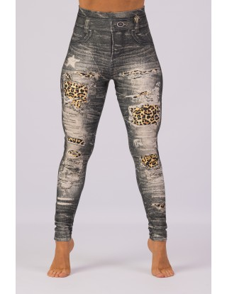 JEANS SAVANNA BLACK