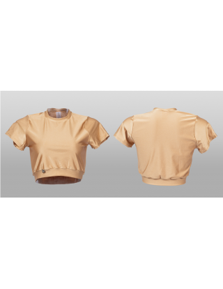 CAMISETA LIRA GOLD